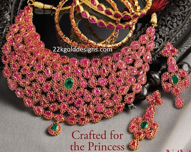 Precious Ruby Jewellery