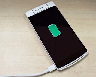 Cara mempercepat charge hp android