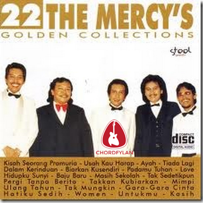 Lirik dan chord Kisah Seorang Pramuria - The Mercys
