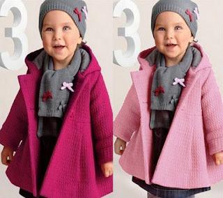 Baju Mantel Bayi Lucu Cantik  6