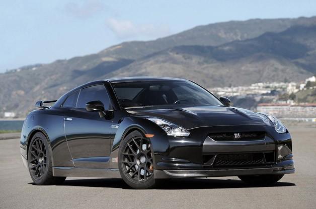 Autoblog Drives the AMS Alpha 12 GT-R - 2009gtr com