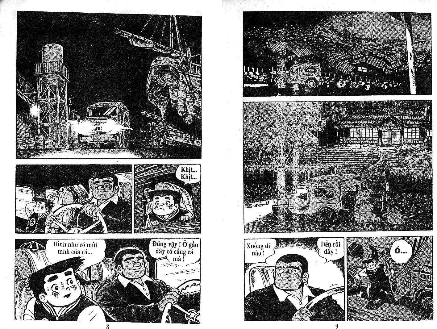 Ashita Tenki ni Naare chapter 21 trang 3