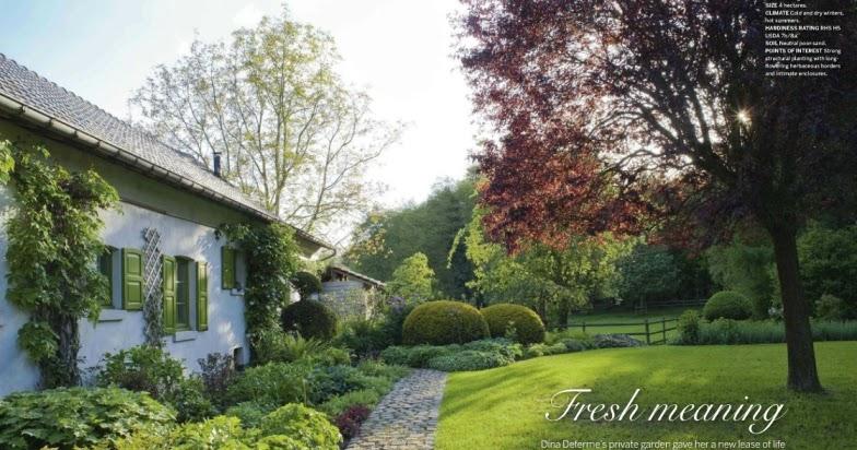 Los jardines rom nticos de dina deferme for El jardin romantico