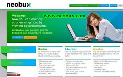 Neobux Terbukti Membayar Super Cepat
