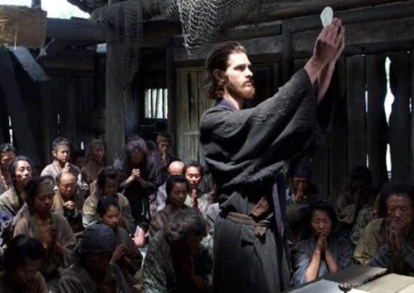 Silence, Andrew Garfield, Christian sermon, Martin Scorsese