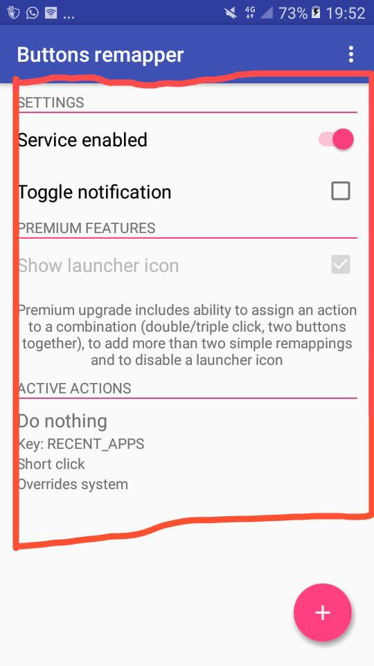 Mengatasi Tombol Recent Apps Android Yang Error Tanpa Root