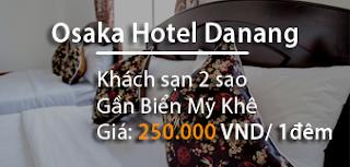 Osaka Hotel Da nang Chudu43