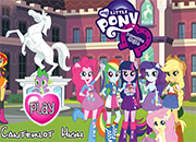 juegos equestria girls canterlot high