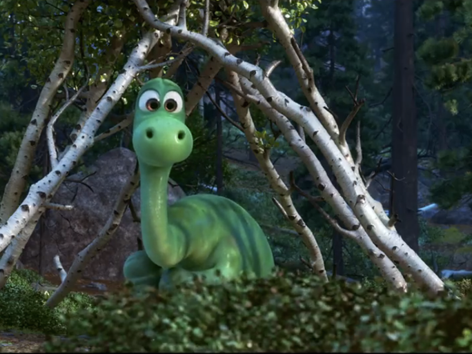 Arlo The Good Dinosaur