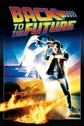 Back to the Future 1985 Dual Audio Hindi Bluray Movie Download