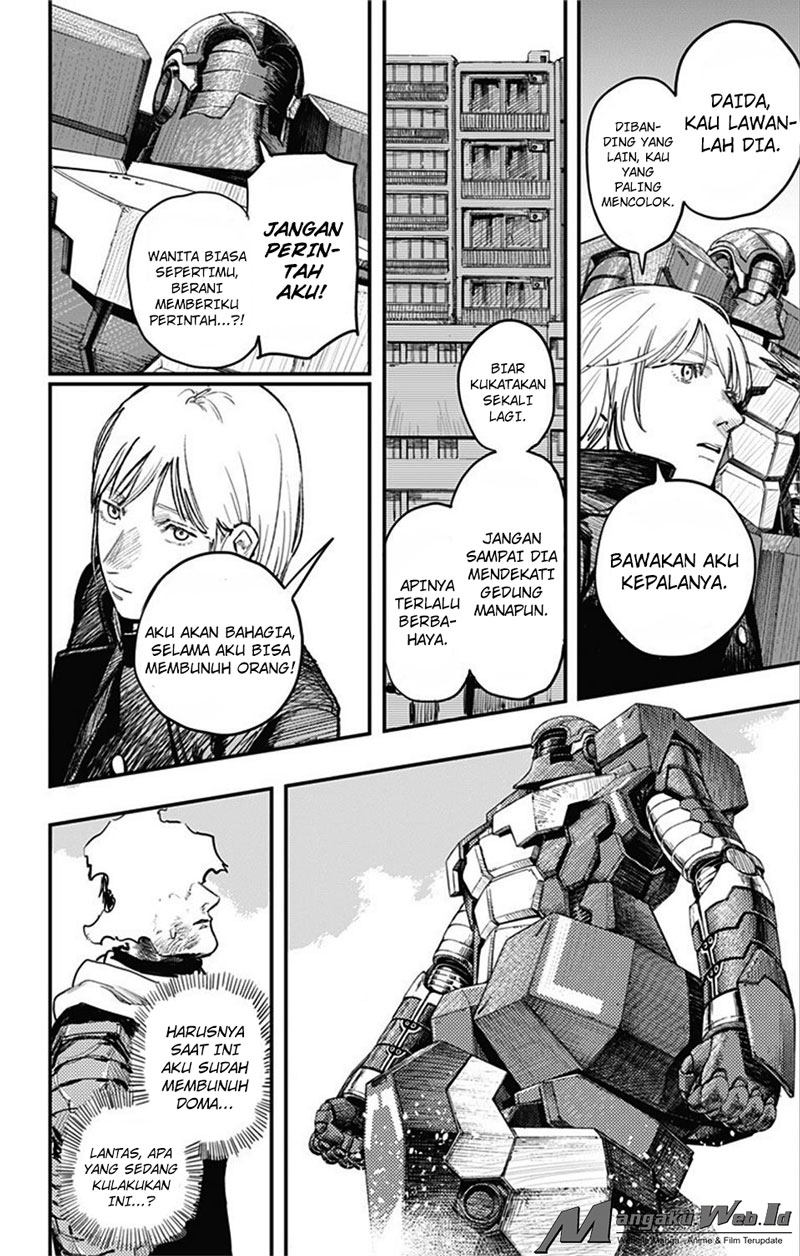 Fire Punch Chapter 21-11