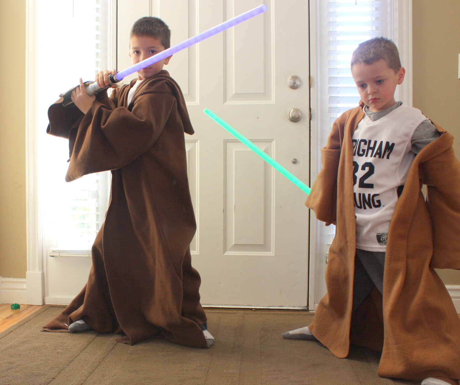 Jedi robes diary of a quilter a quilt blog jedi robes solutioingenieria Choice Image