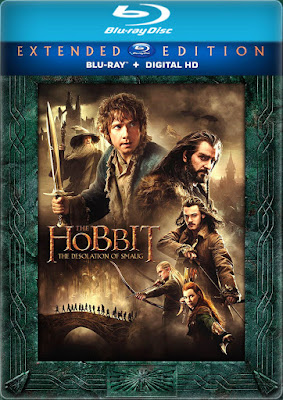 The Hobbit: The Desolation of Smaug [2013] [Extended Edition] [BD25]