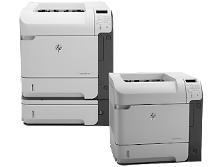 HP LaserJet 600 Printer M602dn drivers download