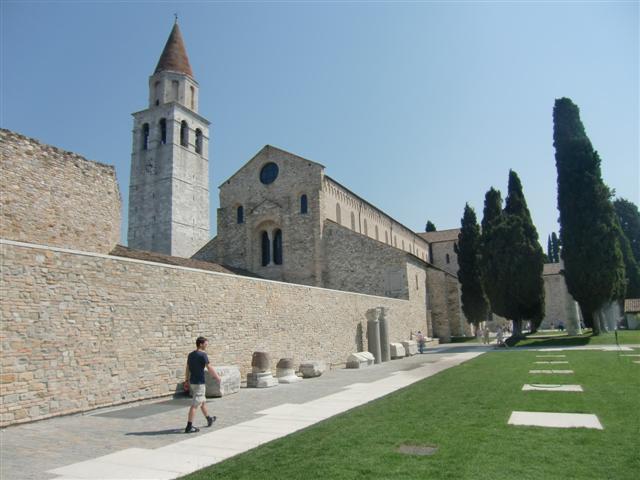 Basilika von Aquileia - Blog Topfgartenwelt