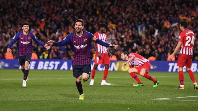 Hati-hati MU, Messi Tajam Banget Lawan Tim Inggris