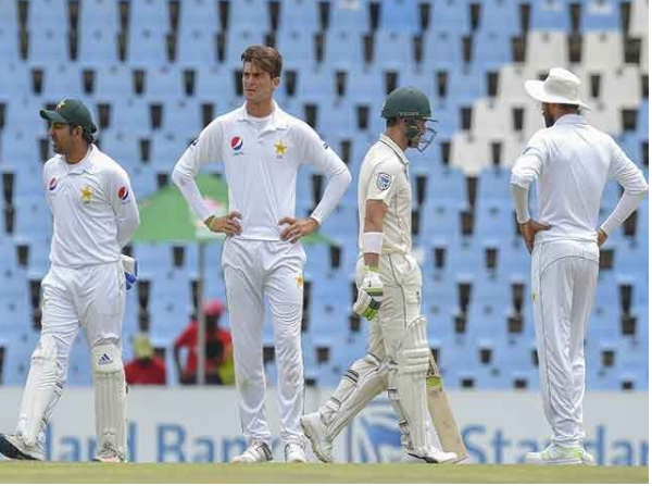 South Africa defeated Pakistan in the  Saccharin Tests