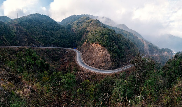 Legendary O Quy Ho pass in Vietnam's northwest 3
