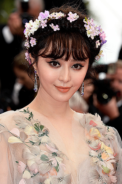 4th place. Fan Bingbing - $ 21 million