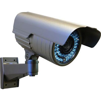 Implicação legal do uso de câmera de segurança privada