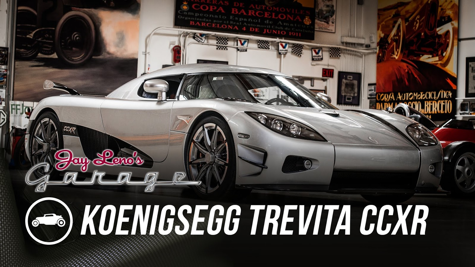 Koenigsegg CCXR Trevita Supercardrenaline Free Full HD Wallpaper