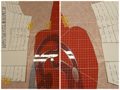 Frankenpattern - Grading side seams | Twice the Fun