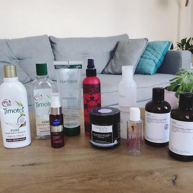 The New Blacck - Orléans - Blog - cheveux - produits - beauté