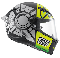 AGV Rossi Corsa Winter Test