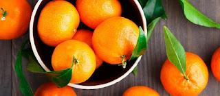 Mousse orange or tangerine