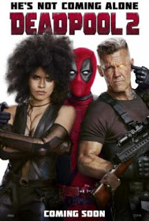 Film Deadpool 2 2018