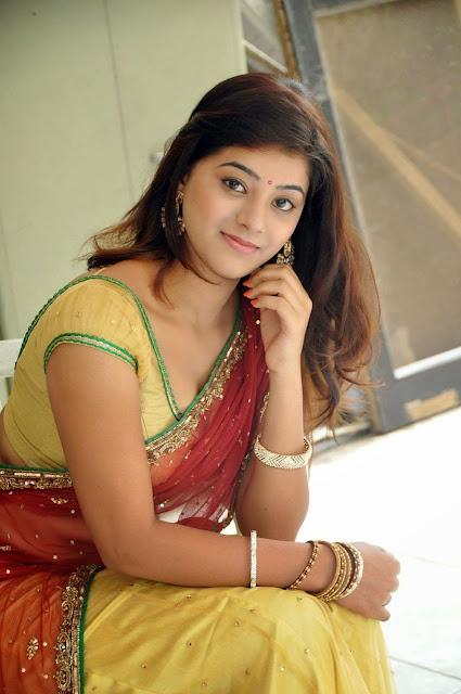 Yamini half saree photos-HQ-Photo-4