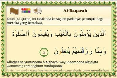 My Quran Indonesia Apk