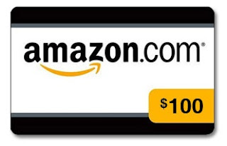 Enter the May Amazon Gift Card Giveaway. Ends 5/26