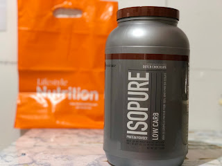 isopure low carb 8