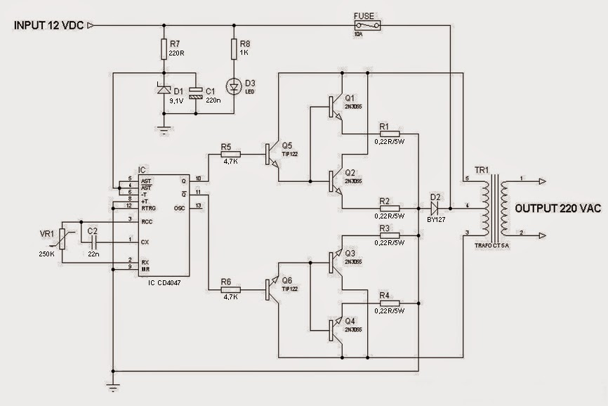 wiring diagram together with pure sine wave inverter