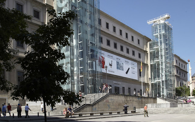 Analizando a los visitantes del Museo Reina Sofía