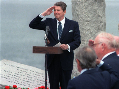 rhetorical analysis of ronald reagan inaugural Get an answer for 'how would you analyze president reagan's first inaugural address in 1981how would you analyze --ronald reagan inaugural address on.