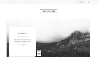 Paula inBlue Web
