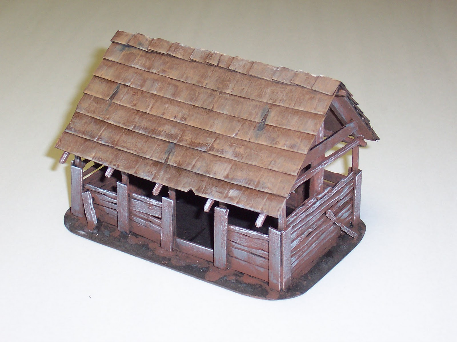 Gamer Architect Anglo Saxon Viking Village Project