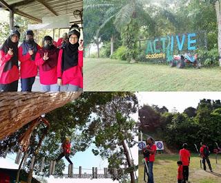 ACTIVE ACADEMY - Aktiviti Rekreasi Gempak di Bukit Gambang Resort City, Pahang