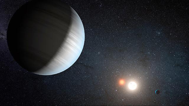 Un planeta hoy desaparecido salvó a la Tierra de salir expulsada del sistema solar