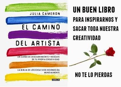 Dia del Libro. Curso para rescatar tu creatividad