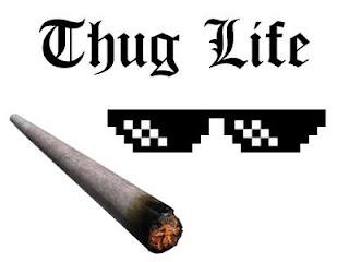 تحميل أدوات وإكسسوارات الثاج لايف - thug life