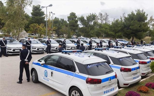 Θεσπρωτία: Νέα οχήματα στην Αστυνομική Διεύθυνση Θεσπρωτίας
