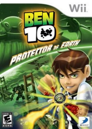 Download game Ben 10 PPSSPP