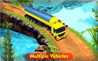 Game Oil Transporting Tanker 3D Apk
