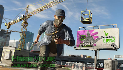 Download Game Watch Dogs 2-CPY Full Version
