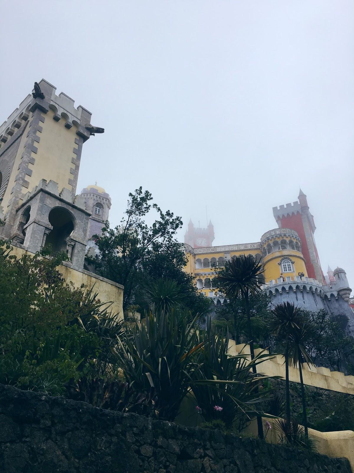 Sintra, Palácio Nacional da Pena, Portugal, Portugalsko