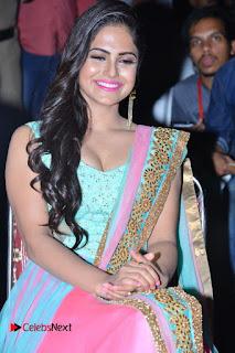 Actress Naina Ganguly Stills in Long Dress at Vangaveeti Audio Launch  0101.JPG