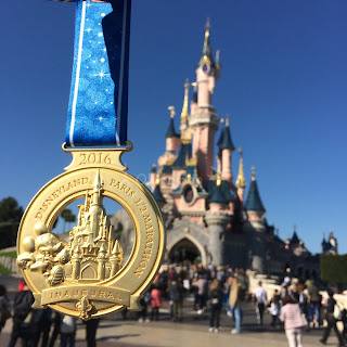 Disneyland Paris Semi-Marathon 2016